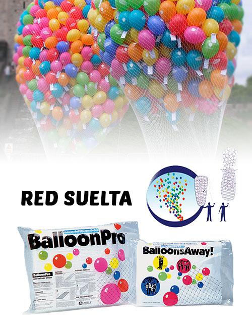 Filet pour Lâcher de Ballons