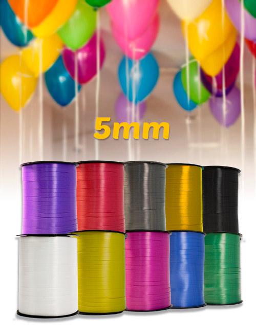Bolduc pour Ballons 5 mm