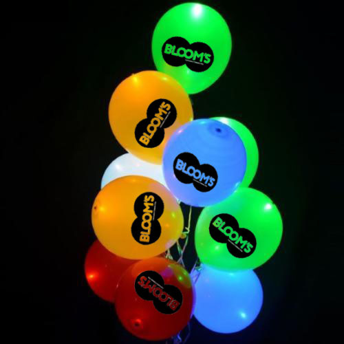 Ballon LED Personnalise