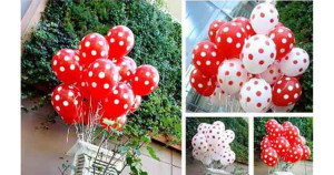 globos decoraion fiestas lunares