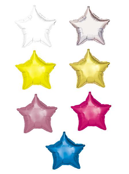 colores estrellas de helio