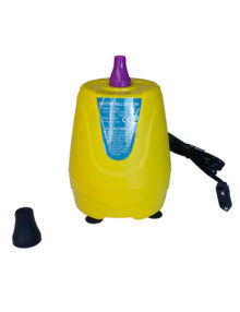 Gonfleur de Ballon Electrique Basic Jaune