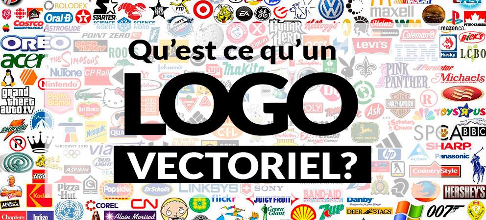 Qu'est ce qu'un logo vectoriel?