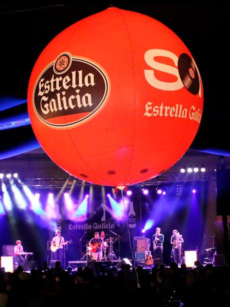 Ballon Spherique Poluyrethane Impression Numerique