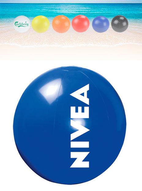 Ballons de Plage Personnalisés de 40 cm