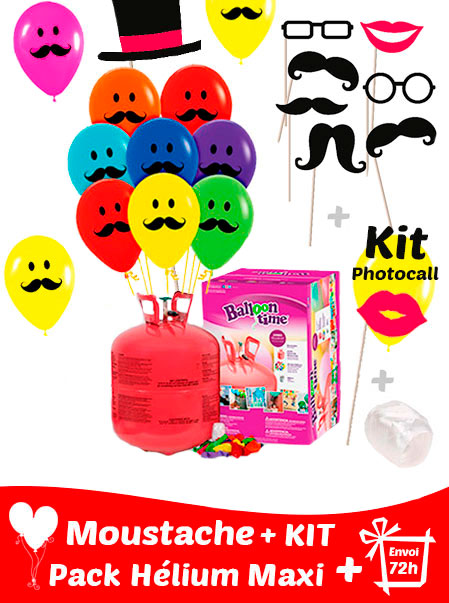 kit moustache helio maxi