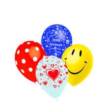 10 Ballon Festivités