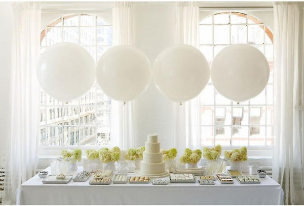 ballon geants marriage